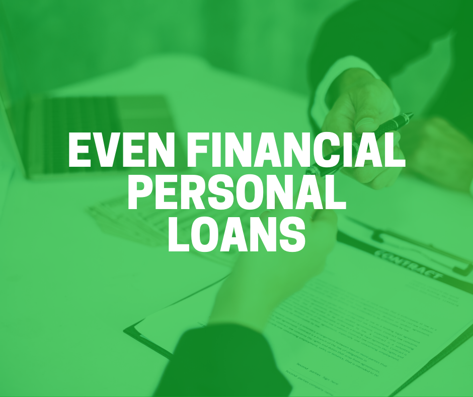 even financial personal loans