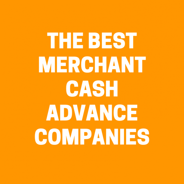 merchant cash advance companies