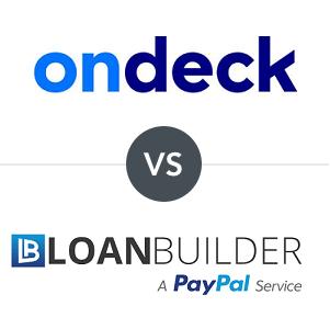ondeck vs loanbuilder