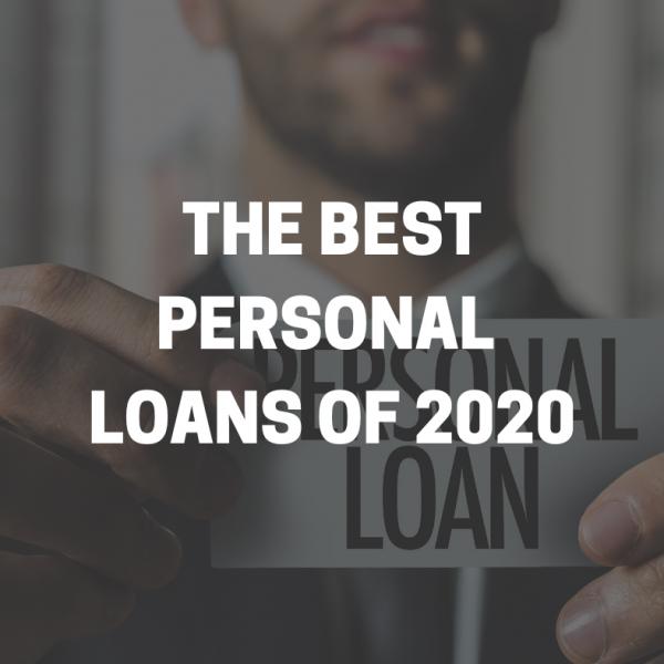 best personal loans 2020
